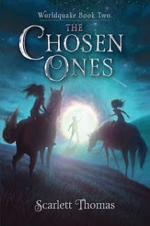 KISS THE BOOK: The Chosen Ones by Scarlett Thomas