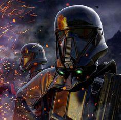Star Wars: Rogue One Generals