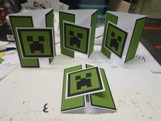 Minecraft invitations