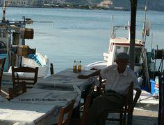 Fisherman, Greece Bartolomeo Vurchio Bartolomeo Vurchio