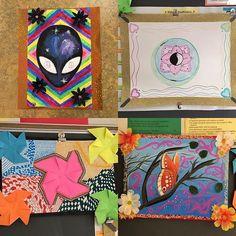 Student work. Alfombras. #iloveteachingmiddleschool #hispanicculture #spanishteacher #spanishatstrong #mystudentsarethebest Hispanic Art, Hispanic Culture, Hispanic Heritage Month, Spanish Art, Spanish Teacher, Student Work, Programming, Art Projects, Arts And Crafts