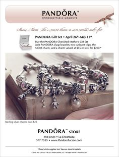 The perfect Mother's Day gift from Pandora