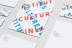Branding: The Finnish Cultural Institute for the Benelux | BP - Branding, Packaging and Opinion
