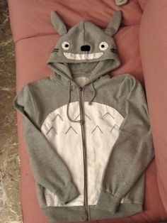 Awesome hoodies: Totoro
