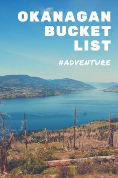 There are lots of fun things to do in the Okanagan and it's a hub of wonderful outdoor adventures. We've gathered our favourite destinations for the ultimate Okanagan bucket list that'll keep you exploring all year. Explore the many hikes of Kelowna, Penticton, and Osoyoos, then stand under the beautiful waterfalls of the Central and North Okanagan, and go camping next to Okanagan Lake. Find the fun things to do in British Columbia's beautiful Okanagan. #bucketlist #okanagan