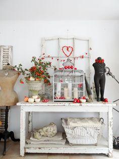 princessgreeneye: Auch in diesem Jahr: ROT ist die Farbe der Liebe (...