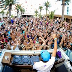 Marquee Day Club Is Already Open In 2017 So If You Re Vegas And