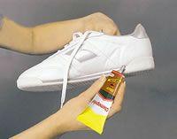 Příklad použití Pattex Chemoprén Obuv