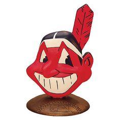 The Official Online Shop of Major League Baseball Cleveland Indians Baseball, Cleveland Rocks, American League, Major League, Bobble Head, Baseball Cap, Mlb, Ohio, Retro