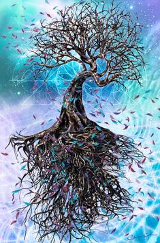 """""""At the Root of All Things"""" - Chris Cole"""