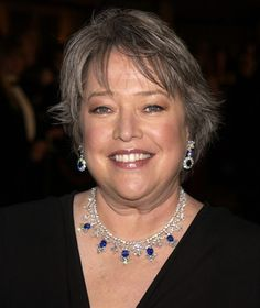 kathy bates  See more hairstyles for Women over 45 http://stillblondeafteralltheseyears.com/category/hairstyles-for-women-over-45/   #Hairstyles #HairstylesWomenover45 #Womenover45