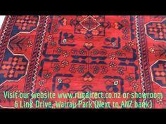 Afghan Hand Knotted Khal Mohammadi Runner 398x84cm PK9-96
