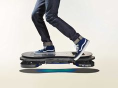 Real-Life HoverBoard Sci fi become reality