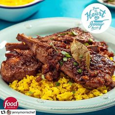 #repost @jennymorrischef  Make this with stewing lamb while you are in Quarantine you have the time to  cook it nice and slow. Even better with Mutton.  Tamarind lamb chops (Denning Vleis)  Ingredients:  6 nice thick lamb chump chops  Salt and ground white pepper  3 tablespoons vegetable oil  1 large onion finely chopped  5 fresh bay leaves  1 tablespoon grated ginger  6 garlic cloves grated   teaspoon ground cloves  1 teaspoon ground allspice    teaspoon ground nutmeg  50g tamarind paste  6…
