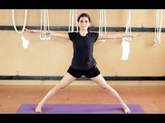 ▶ Iyengar Yoga for Knee Pain - YouTube ♥♥♥♥ Get Our FREE 3 Step Blueprint To Your Sexiest Body Ever! ►► www.SexyYogaSchool.com ♥♥♥♥