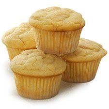 LF - corn muffins - use the buttermilk option, and use maple syrup ...