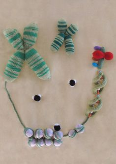 How cool would this be to knit for a science teacher (or scientist)?