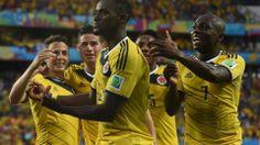 WM - Kolumbien feiert dritten Sieg, Japan raus Die japanische Nationalmannschaft hat den Einzug in das Achtelfinale der Weltmeisterschaft in Brasilien verpasst. Im letzten Vorrundenspiel der Gruppe C in Cuiàbá gegen Kolumbien unterlagen die Asiaten 1:4 (1:1). Es war der dritte Sieg für die Südamerikaner in der Vorrunde. https://worldcup.igvault.de/