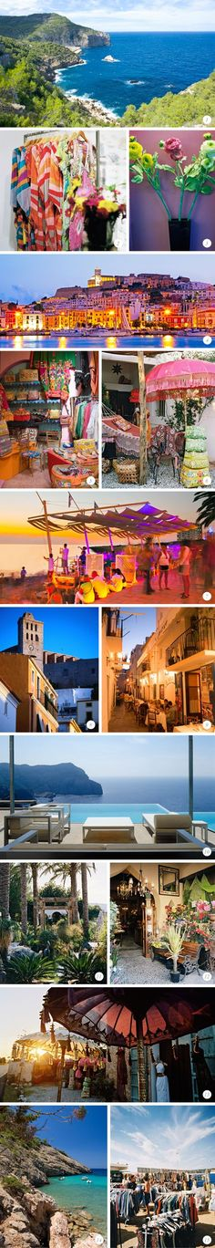 Sailing Vacations in Ibiza and Formentera Menorca, Ibiza Formentera, Oh The Places You'll Go, Places To Travel, Places To Visit, Holiday Destinations, Travel Destinations, Balearic Islands, Spain And Portugal