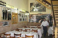 Los Inmortales Pizzeria Buenos Aires, Argentina, Be Nice
