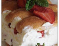 Recette - Charlotte aux fraises et mascarpone | 750g