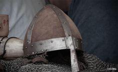Leather Helmet
