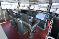 46-inch bridge display for patrol vessel - Digital Ship - The world leader in maritime IT news
