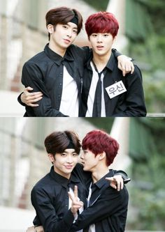 I don't know why I ship all possible OTPs in Up10tion. Maybe because I love all of them.