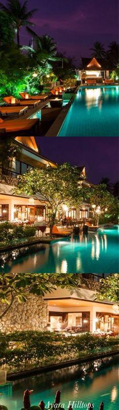 Thailand Ko Samui, Holiday Hotel, Pool Bar, Pattaya, Dream Houses, Thailand Travel, Phuket, Dream Vacations, Southeast Asia