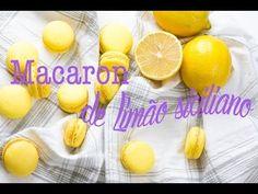 Macaron de Limão - Vai Comer o Quê?