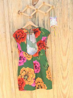 flora - vestidos farm
