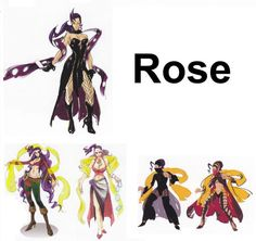 Rose Street Fighter