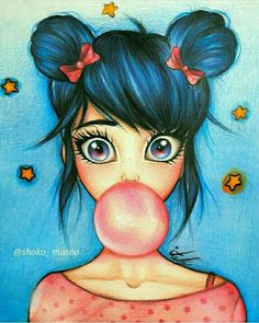 Anime Art Fantasy, Art And Illustration, Bff Drawings, Cool Drawings, Miraculous Ladybug, Arte Pop, Character Drawing, Cool Artwork, Art Sketches