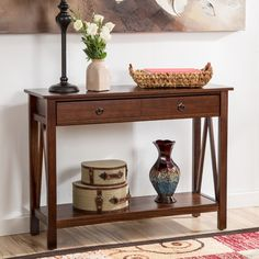 Andover Mills Rolfe Console Table & Reviews | Wayfair
