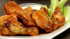 Buffalo Wings Wild n' Spicy Recipe Text | Rouxbe Cooking School