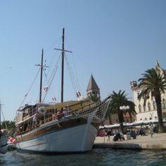 Gulet Ship tour of Croatian Islands
