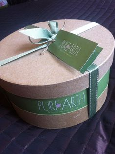 Purearth hampers! Gifting never felt so good