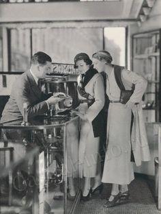 Мода 30 х годов. Новая элегантность
