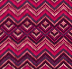 Realistic knitted fabric pattern vector material 01