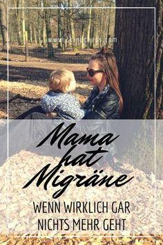 Mama hat Migräne - wenn wirklich gar nichts mehr geht - 2KindChaos Eltern Blogazin #migräne #mama #gesundheit #krank #lebenmitkindern #familienleben #kinder #mamablog