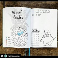 mood tracker is an interesting idea.