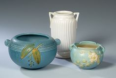 weller pottery nouveau