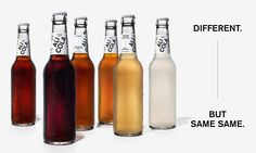 The cola in skin colors. on Behance