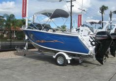 Great boat looks awesome | Formosa 4.8 Runabout |  #Boating #Boats #BoatsforSale #NewBoats #PoweredTrailerBoats