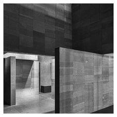 styletaboo:  Vincent Van Duysen - Pavilion for Carrières Du Hainaut [23rd…
