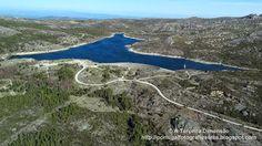 A Terceira Dimensão - Fotografia Aérea: Barragem do Vale do Rossim