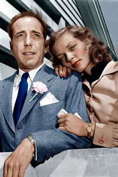 bogie and bacall | This Is Why Bogie and Bacall Had the Best Love Story, Ever