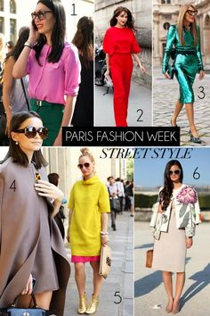 paris fashion week street style...
