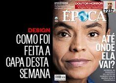 Marina ou Dr. Horror? Qual capa você escolheria? - http://epoca.globo.com/colunas-e-blogs/faz-caber/noticia/2014/08/marina-ou-dr-horror-qual-capa-voce-escolheria.html