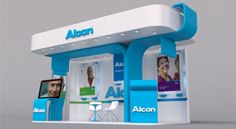 25 Innovative 3D Exhibition Designs, Display Stands
